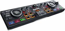 Numark DJ2GO2 - Complete USB DJ Controller Set For Serato DJ with 2 Decks, a Mix