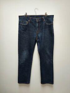 NIKE SB Paul Rodriguez Blue Denim Jeans - P ROD - Size 34 X 31