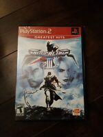 Soul Calibur III (Sony PlayStation 2, 2005)