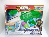 NEW - NERF Marvel Avengers Endgame Hulk Assembler Gear Hasbro
