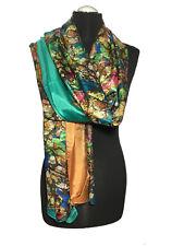 Pashmina Damen Herren Schal Stola Schultertuch Bone Hijab Kopftuch ESYF 022-1