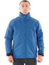 CMP Outdoorjacke Innenjacke Funktionsjacke blau Fleece ClimaProtect®