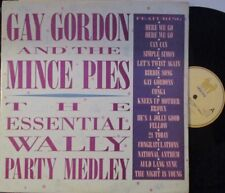 """GAY GORDON & THE MINCE PIES ~ Essential Wally Party Medley ~ 12"""" Single PS"""