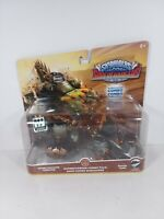 Skylanders Super Chargers Shark Shooter Terrafin Supercharged Combo Pack NIB