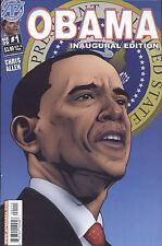 Obama Inaugural Edition #1 First Printing VF/NM Antarctic Press (AP)
