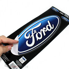 Big Ford Oval Logo Vinyl Decal Emblem Sticker for Car-Truck hood/trunk/window