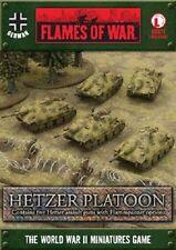 Flames of War - German: Hetzer Platoon GBX71