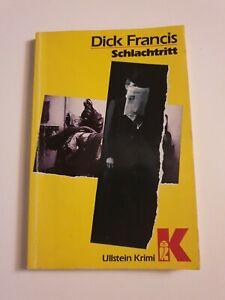 Buch von Dick Francis - Schlachtritt