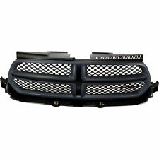 NEW GRILLE MATTE DARK GRAY WITH GRAY MOLDING FOR DODGE CH1200359