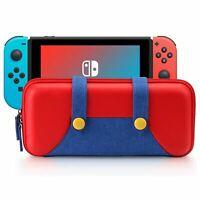 Nintendo Switch Case Mario/ Luigi New Factory Sealed Free Shipping