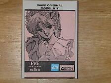 Eve in Stage Costume 1/16 scale resin kit (Wave) Mega Zone 23