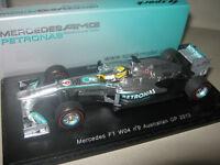 1:43 Mercedes GP MGP W04 2013 N. Rosberg SPARK S3055 OVP NEU