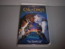 Cats & Dogs - Things are Gonna Get Hairy!  (VHS)