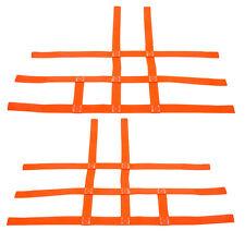 TRX 700XX  Nerf Bar Nets fit Alba Tusk       Orange  F