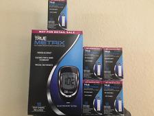 TRUE Metrix Glucose Test Strips ( 5 X 50 CT) + FREE Meter,Lancets,Lancing Device