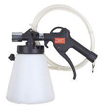 Brake & Clutch Fluid Bleeder Bleeding Vacuum Type Kit One Man Air Operated
