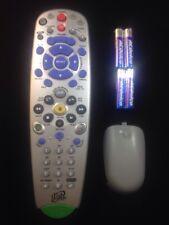 Bell ExpressVU Dish Network 6.2 Remote Control TV2 IR/UHF PRO 137174 Clean DH40