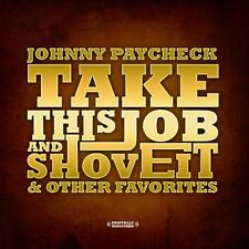 Johnny Paycheck - Take This Job and Shove It & Other Favorites [New CD] Manufact