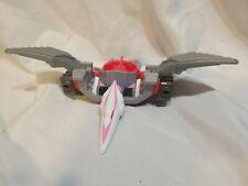 Imaginext Power Rangers Pink Pterodactyl Zord Dino 2015 Fisher Price