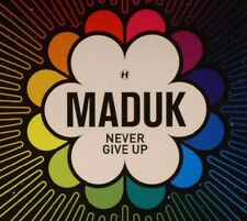 MADUK - Never Give Up - Vinyl (gatefold 2xLP) Hospital Drum And Bass