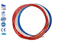 "Reverse Osmosis 1/4"" Water Filter Pipe Tube RO Red White Blue Black Fridge Hose"