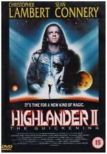 Highlander 2 - The Quickening [DVD] Christopher Lambert, Sean Connery, Virginia
