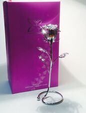 Luxury Crystal Rose  Romantic Christmas Love Gifts Idea For Her & Him SP718
