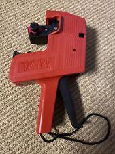 Mx5500 1 Line Pricing Label Gun plus link rollers