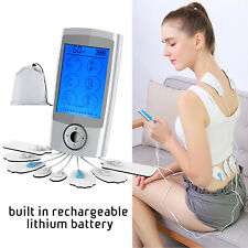 Electronic Pulse Massager Machine Muscle Stimulator for Pain Relief Arthritis