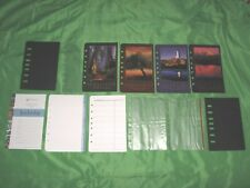 Classic Leadership Tab Page Amp Poster Lot Franklin Covey Planner Refill Fill Set