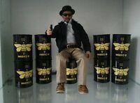 Custom Made 1 Barrel Methylamin For Breaking Bad Action Figure Diorama