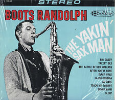 BOOTS RANDOLPH The Yakin' Sax Man Vinyl 33 LP Jazz Music Album EX Stereo 1964