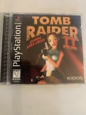 Sony PlayStation 1 - Tomb Raider 2