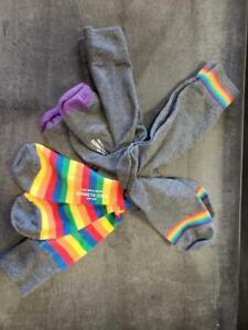 Kenneth Cole Mens Socks Gray Rainbow One Size 3PR
