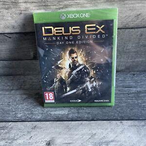 Deus Ex: Mankind Divided on Xbox One -sealed