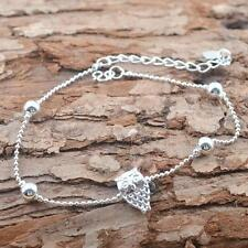 Silver Owl Anklet Ankle Bracelet Barefoot Sandal Beach Chain Jewelry