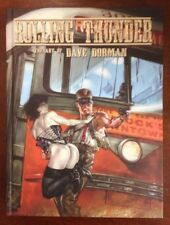 ROLLING THUNDER The Art of DAVE DORMAN hc SIGNED & NUMBERED S/N 52/300 Star Wars