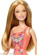 Barbie Friend Summer Doll in Swim Suite Beach Doll Water Play New
