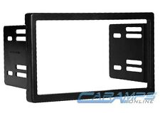TRIBUTE DOUBLE DIN CAR STEREO RADIO CD PLAYER DASH KIT INSTALLATION MOUNT TRIM