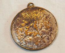 médaille inconnue à identifier
