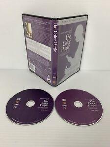 The Color Purple (DVD, Region 4, 1985) Steven Spielberg Free Tracked Post