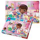 Trefl 24 Pieza Maxi de niña Disney Doctora Juguetes Grande Piezas