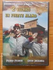 DVD 2 VIVALES EN FUERTE ALAMO - GIORGIO SIMONELLI - NUEVA, PRECINTADA (DA)