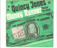 QUINY JONES - Money runner