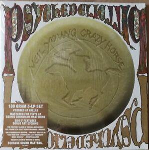 Neil Young & Crazy Horse - Psychedelic Pill - 3 LP 180gr Vinyl - Near Mint