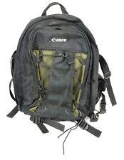 Canon 200Eg Deluxe Padded Backpack Bag For Camera & Lenses Dslr Slr
