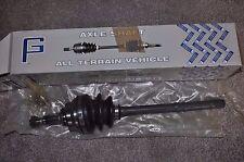 Aftermarket ATV CV Axle Half Shaft Honda TRX500 Rubicon Part# CV50.1500