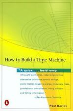 How to Build a Time Machine (Paperback or Softback)