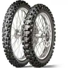 """Neumáticos y cámaras Dunlop 19"""" para motos"""