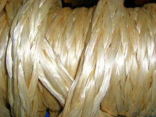 """Spectra Line 62' of 1-1/8"""" 12-Strand Hollow Core Dyneema SK75 102,000lb Tensile"""